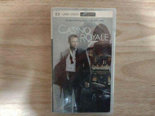 Casino Royale (2006) UMD Movie for PSP Brand New & Sealed
