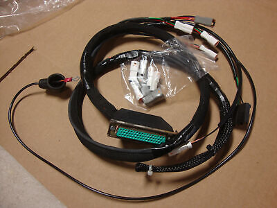 NEW OEM BIG DOG MOTORCYCLES MAIN WIRING HARNESS 2004 RIDGEBACK W/ JST CONNECTORS
