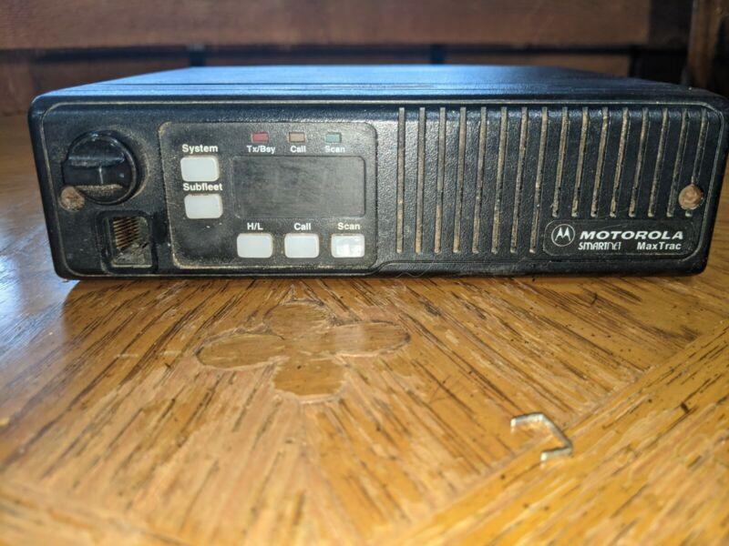 Motorola MaxTrac Two-Way Radio