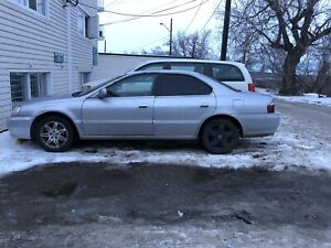 Acura TL type S for parts or as is