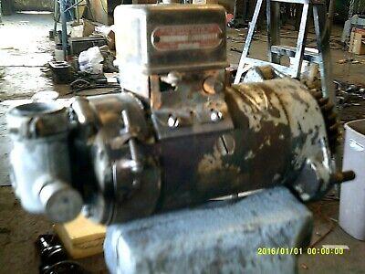Wisconsin Vf4 Generator Gas 4303 4j