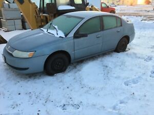 2003 Saturn Ion  (Inspected-May)