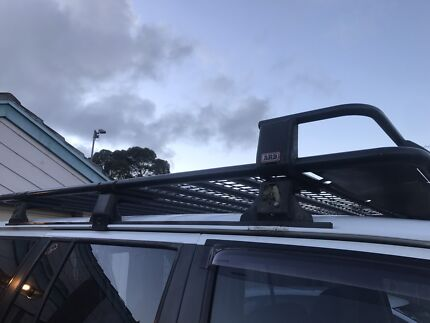 ARB universal rooftop tent roofrack