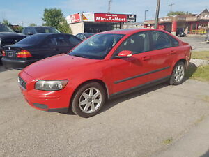 2006 Volvo S40 2.4L VERY LOW 110.000KM VERY SHARP.