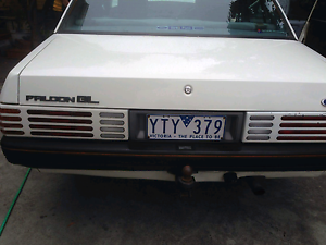 1985 xf falcon Traralgon Latrobe Valley Preview