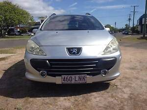 2007 Peugeot 307 Wagon Nambour Maroochydore Area Preview