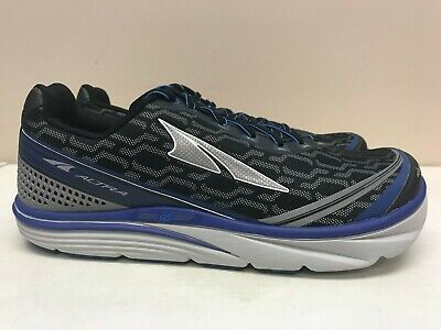 Mens Altra Torin IQ AFM1737Q-4 Black/Blue