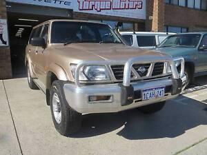 1998 Nissan Patrol Wagon Booragoon Melville Area Preview