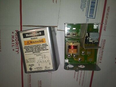 Honeywell Ra89a 1074 Switching Relay - Boiler Circulator Pump Zone