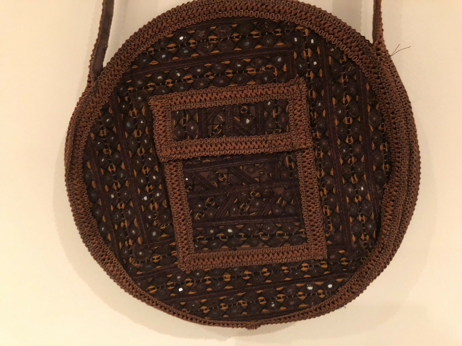 Handicraft Bag India Yoga Buddha