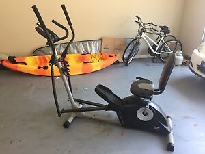 Proform Hybrid Trainer - Elliptical And Bike Currumbin Gold Coast South Preview
