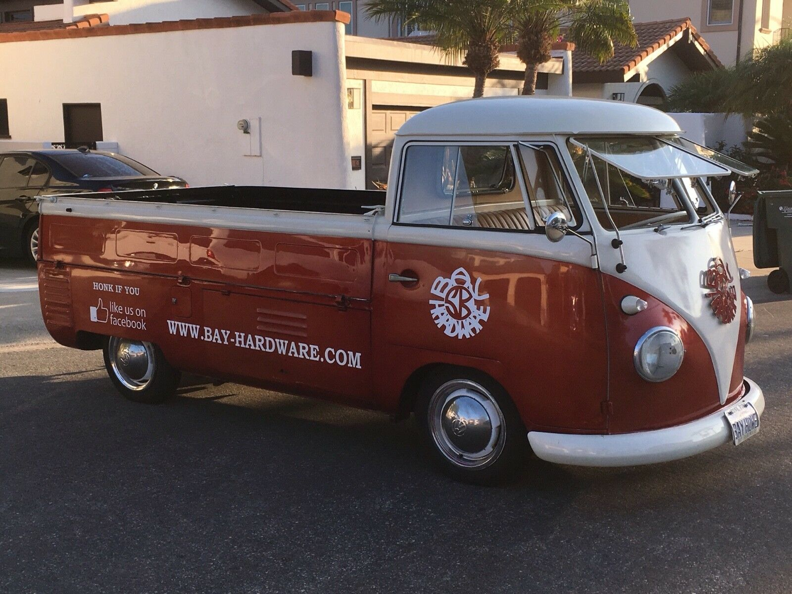 1960 Volkswagen Bus/Vanagon Single Cab 1960 VW Type II Single Cab - Safari Windows Front and Rear - So Cal & Oregon
