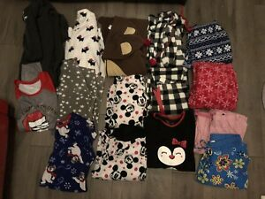 Ladies/teen girl pyjama lot