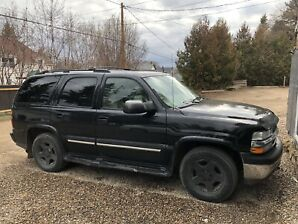 2005 Chevy Tahoe Fully Loaded