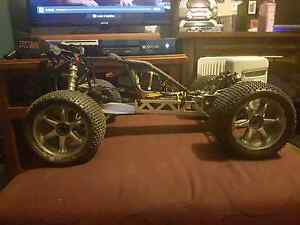 R/C 1/8 Nutec Nr8-be electric buggy Wetherill Park Fairfield Area Preview