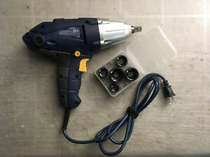 Master craft 3.5A Impact Wrench