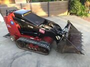 Toro 525 mini loader/digger for hire with operator Nowra Nowra-Bomaderry Preview