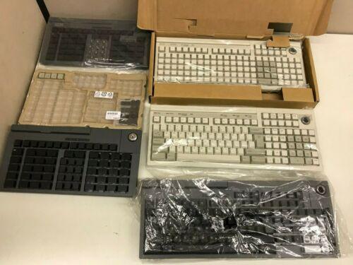 LOT of 5 NEW IBM Toshiba POS Keyboard 44T4177 00DN036 00DN001 41J6958 92F6290