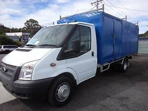 2012 FORD TRANSIT EXTENDED FRAME  TRUCK - 12 mth Aust Warranty Currumbin Waters Gold Coast South Preview