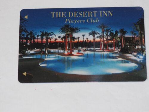 THE DESERT INN Resort & Casino Las Vegas PLAYERS CLUB CARD