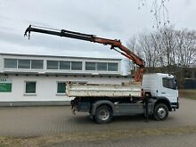 Mercedes-Benz Atego 1523 4x4 Kipper Kran Atlas