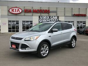 2013 Ford Escape SE leather, navigation, AWD