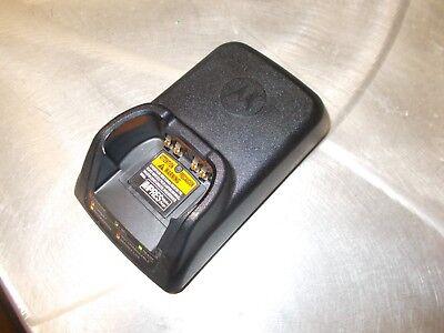 Motorola Impres Nntn7079a Radio Battery Charger - New Guaranteed No Cord