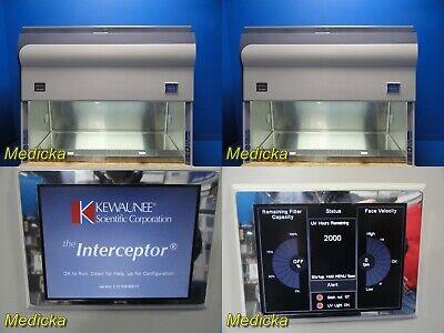 2016 Kewaunee Int-b2000 Interceptor Bio-logical Safety Cabinet Class Ii B221808