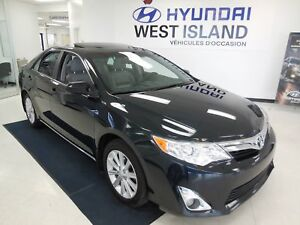 Toyota Camry XLE 2.5L Berline, auto