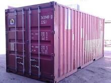 20' shipping / sea container Geraldton Geraldton City Preview