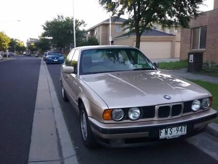 BMW 1995  525i