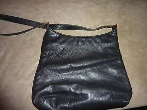 Leather Handbag - Black Waterford South Perth Area Preview