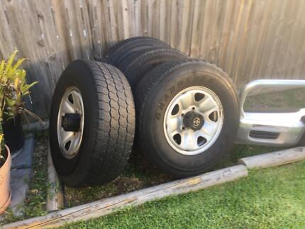 Toyota Landcruiser 100 Series Tyres Salisbury Brisbane South West Preview