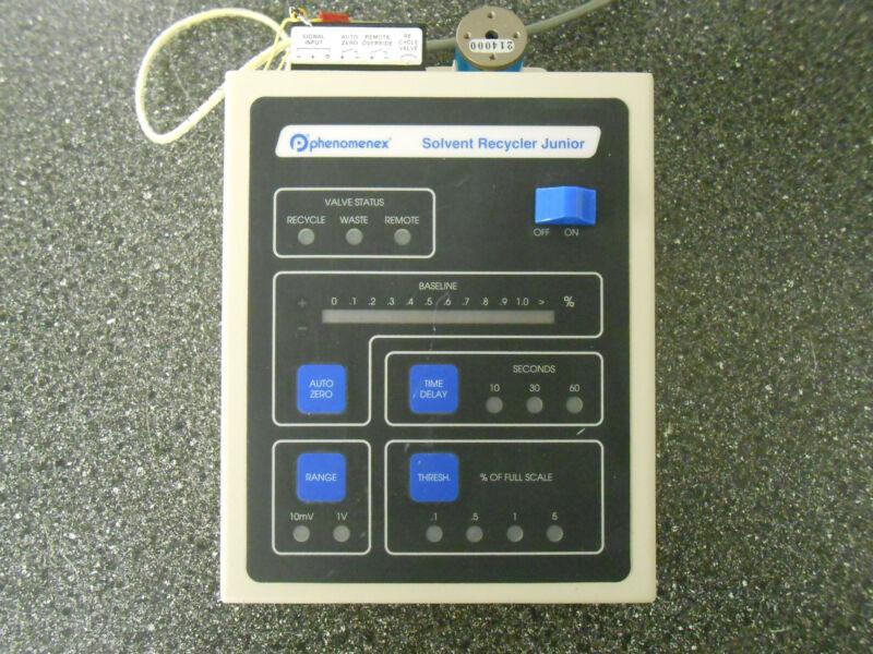 PHENOMENEX SOLVENT RECYCLER JUNIOR EH0-4077