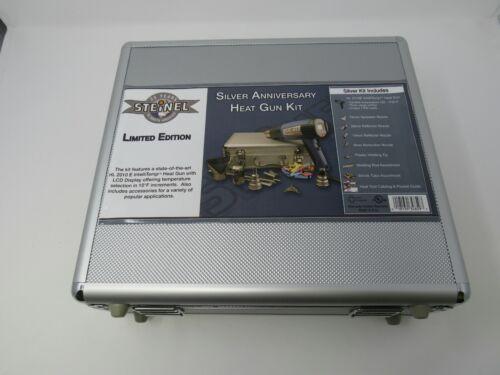 Steinel Limited Edition Silver Anniversary Heat Gun Kit #KW000014-002
