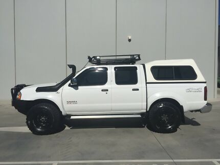 2006 Nissan Navara D22 Diesel Turbo ST-R Altona North Hobsons Bay Area Preview