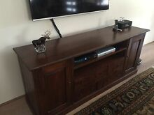Entertainment unit, coffee table and wine rack Swanbourne Nedlands Area Preview