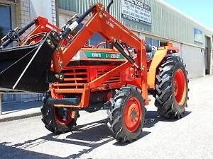 Kubota tractor 32Hp with SLASHER PACKAGE Toowoomba Region Preview