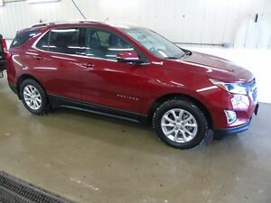 2018 Chevrolet Equinox LT AWD True North, Sunroof, Rear Vision C