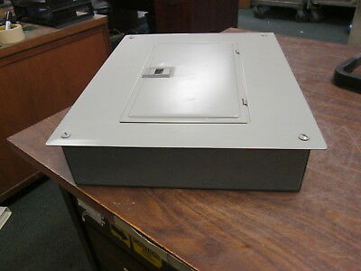 Square D Main Lug Qo Load Center Qo12l125 125a 120240v 12 Slot 1ph 12-slot Used