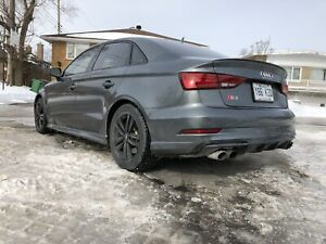 2017 AUDI S3 QUATTRO FULLY LOADED GARANTIE + PROTECTION *LEASE**