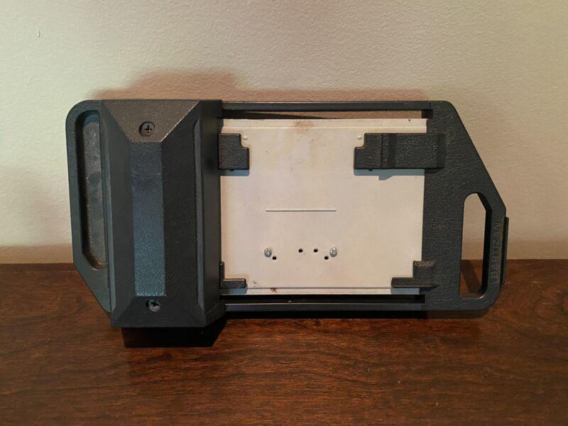 Addressograph Bartizan Manual Credit Card Imprint Machine