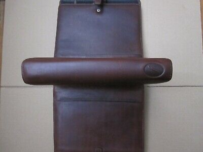 Filofax A5 Kendal Rich Dark Brown Deluxe Real Leather Organiser/Diary
