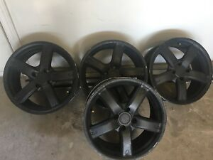 Alloy rims for Mini Cooper (need gone)