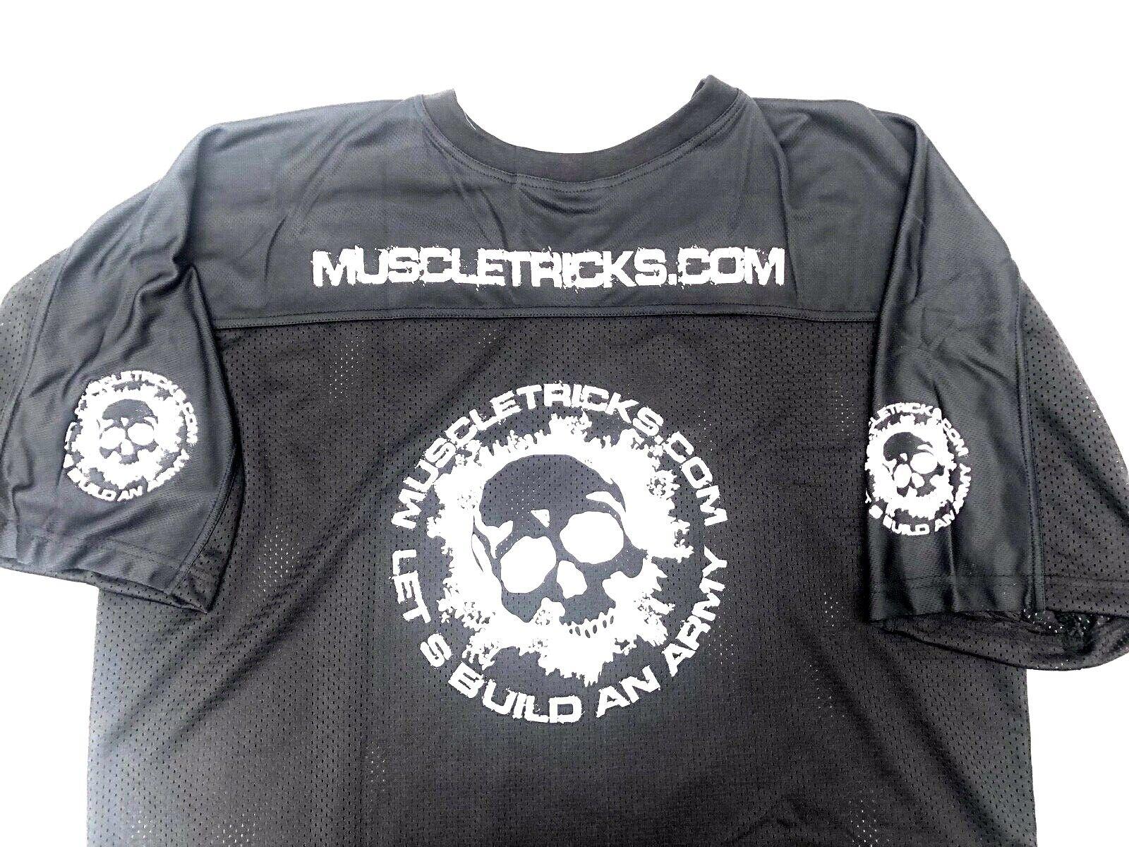 Shredz Bodybuilding clothing Gym  2 x Bodybuilding rag top Black and Navy