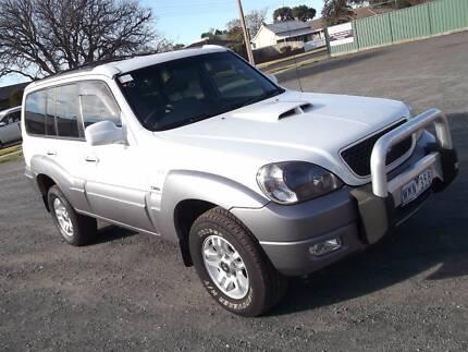 2005 Hyundai Terracan Turbo Diesel