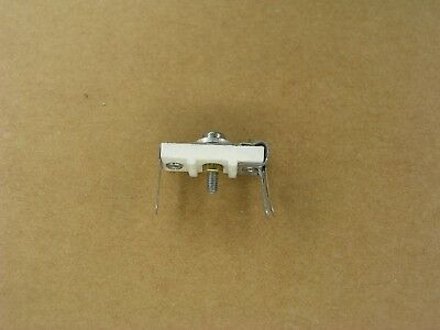 S00957 1 Pc Lot 15 To 45 Pf 150 Volt Two Turn Variable Mica Trimmer Capacitor