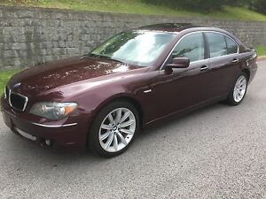 BMW 750I 2007 ( !! IMPECCABLE !! )