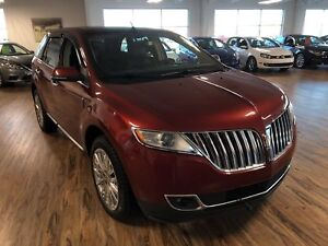 2015 Lincoln MKX AWD (s-roof/Nav/tow package)