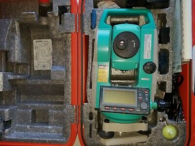 Sokkia Total Station Set 630-r-384t With Tool Kit And More.